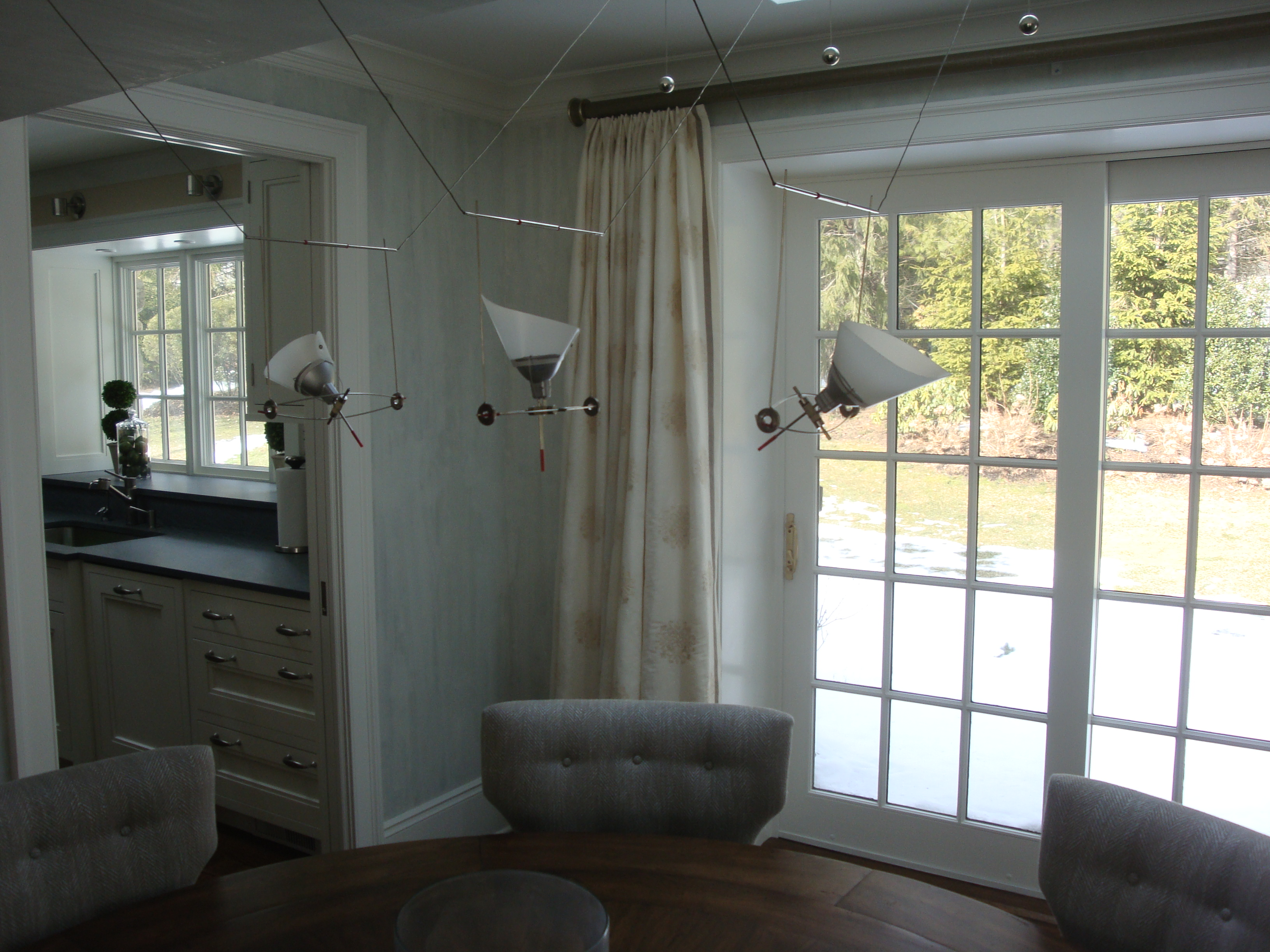Cool dining room lights (1)